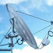 Enlace Satelital SCPC 1