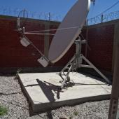 Enlace Satelital SCPC 2